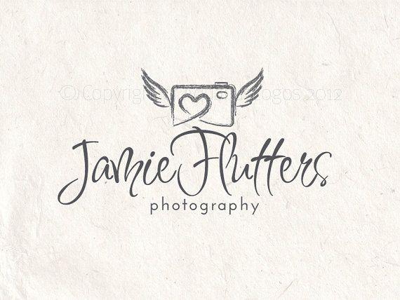 Premade Photography logo design and photography by AquariusLogos, $24.00