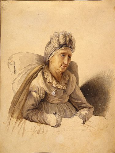 Letizia Bonaparte, Madame Mere, lived to be 85 years old. She spent most of her life trying to keep peace in her family and coming to the assistance of which ever of her children was currently in most distress. She shared Napoleon's exile for a year or so in 1814 before moving to Rome to live with her younger brother, Cardinal Joseph Fesch under the protection of Pope Pius VII, petitioning for Napoleon's release for his health. She outlived 8 of her 13 children and ended her life in…