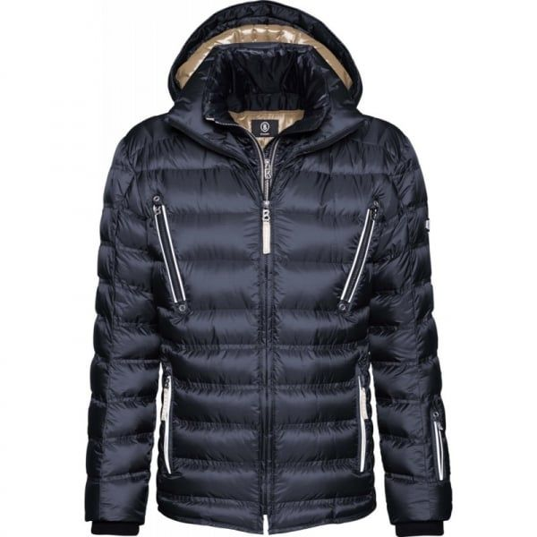 Bogner Jari D Mens Ski Jacket in Navy | http://www.white-stone.co.uk/mens-c272/ski-c275/ski-jackets-c284/bogner-jari-d-mens-ski-jacket-in-navy-p5810