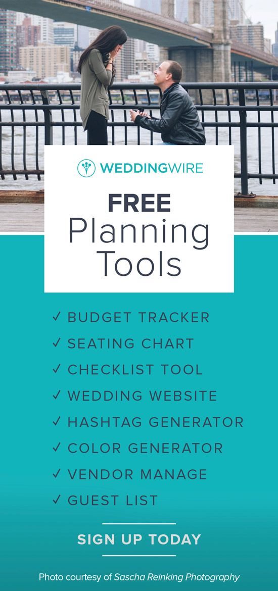Planning A Wedding Sign Up For Our Free Tools To Stay Organized And In The Know