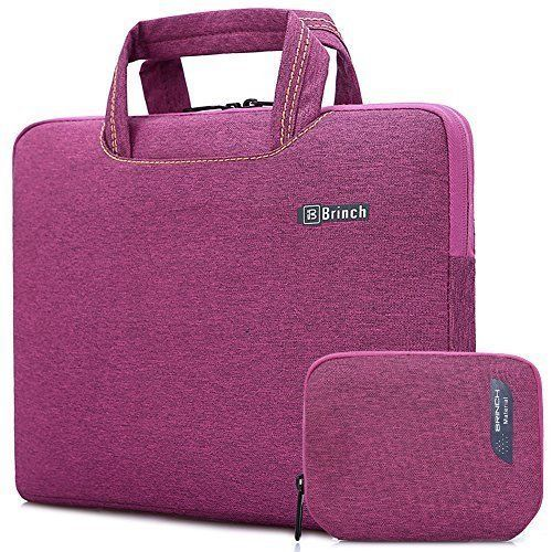Laptop Bag Case 2 Pcs Macbook Pc Carrying Waterproof Modern Messenger Sleeve NEW #BRINCHTM