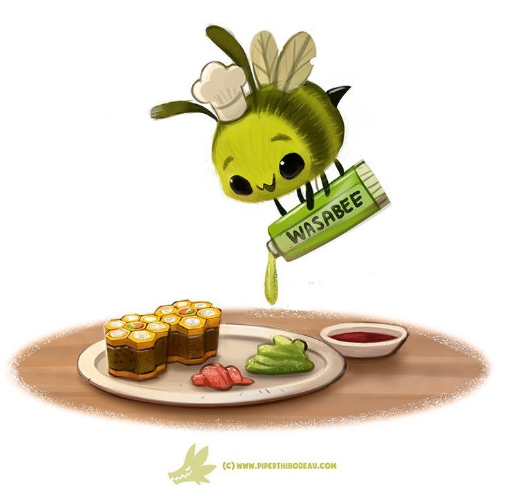 http://sosuperawesome.com/post/143100871065/wasabee-avacato-porcupine-apple-koala-pear