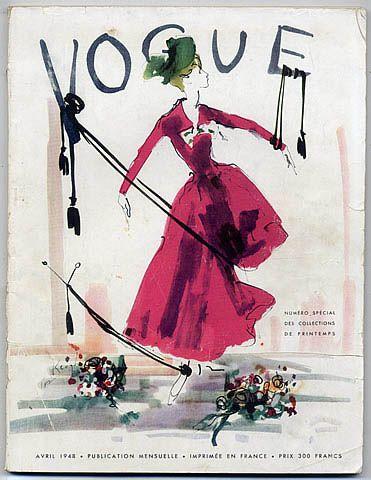 Vogue Paris, 1948