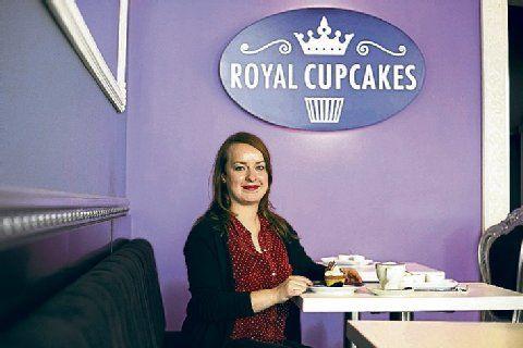 Im Royal Cupcakes gibt es Zucker für die Seele. Versteckt in einem Seitensträßchen der Ehrenstraße gibt's hier die besten Cupcakes der Stadt.