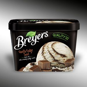 GlutenAway: Breyer's Gluten Free Ice Cream List