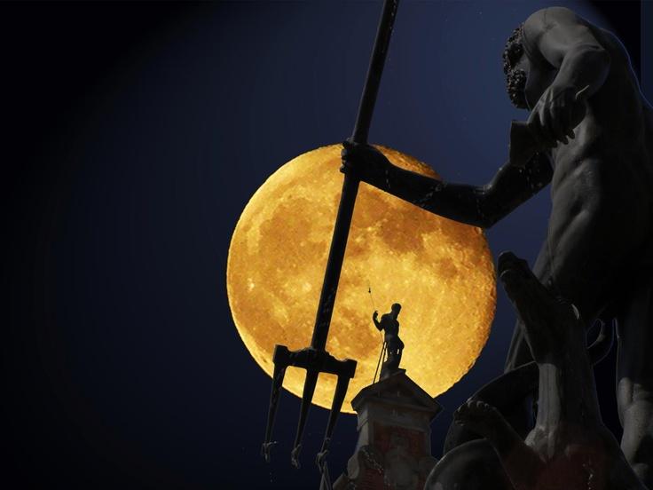 Author: MMG Paweł Jodko | #gdansk #neptune #moon