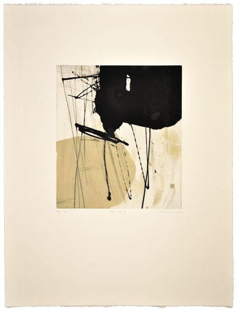 "Zhou Hao - ""NO.172-f"", Drypoint, 2008.: Graphics Art, Zhouhao, The Artists, Abstract Art, Zhou Hao, Drawings Markmak, Hao No172F, Abstract Paintings, Abstract Collection"