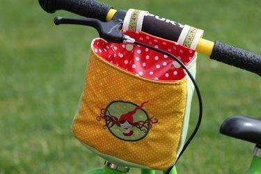 Laufradtasche Lenkertasche, Fahrradtasche, Tasche