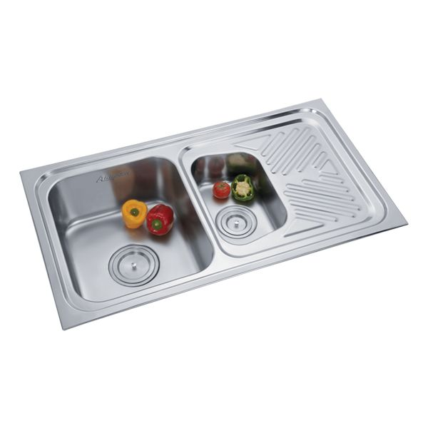 Buy Double Sink 321A in Sinks through online at NirmanKart.com
