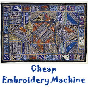Cheap Embroidery Machine :3 Top Models 2016 | Monogram Machine | Monogramming Embroidery Machines
