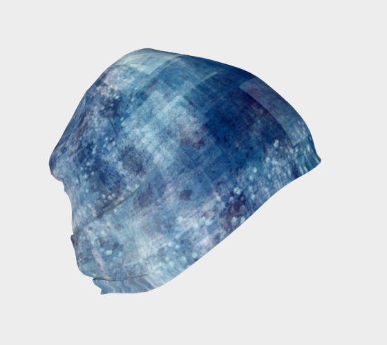 "Beanie ""Icy Blue"" by Melanie Viola"