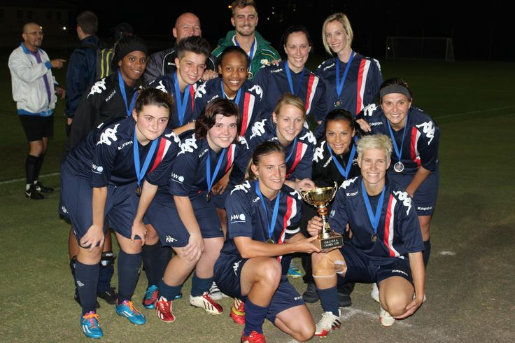 ELFA: JVW (Open) team taking home the double - league and cup in 2014 Season