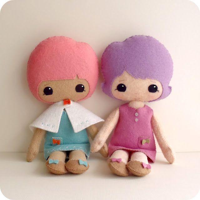 Gingermelon Dolls: July 2012