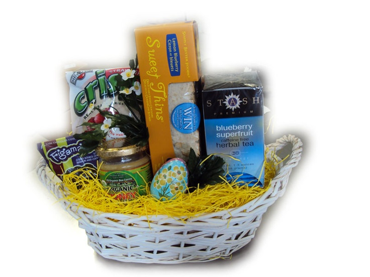 14 best healthy easter basket gift ideas images on pinterest grandmothers easter basket negle Image collections