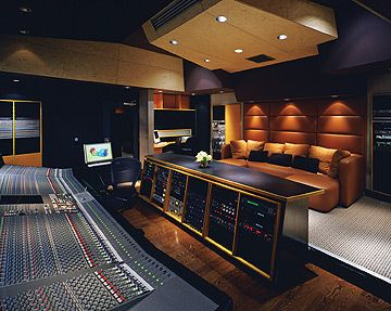 439 best Recording Studio Design images on Pinterest | Audio studio ...
