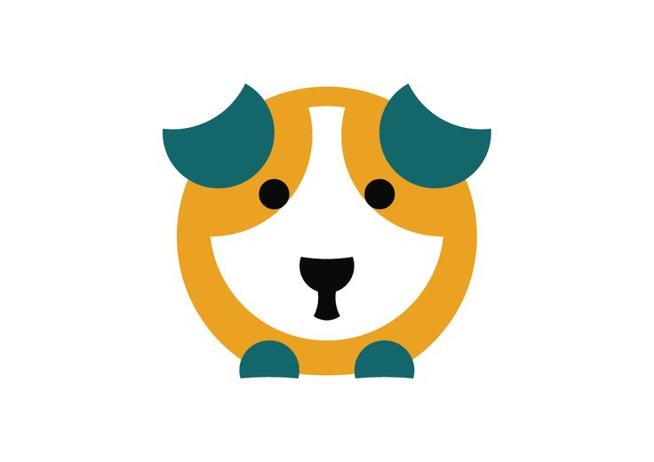 Нгок Нгуен  / 1 курс #circle #animal #logo #bdinstitute #институтбизнесаидизайна