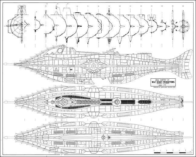 _Nautilus_, plans #nautilus