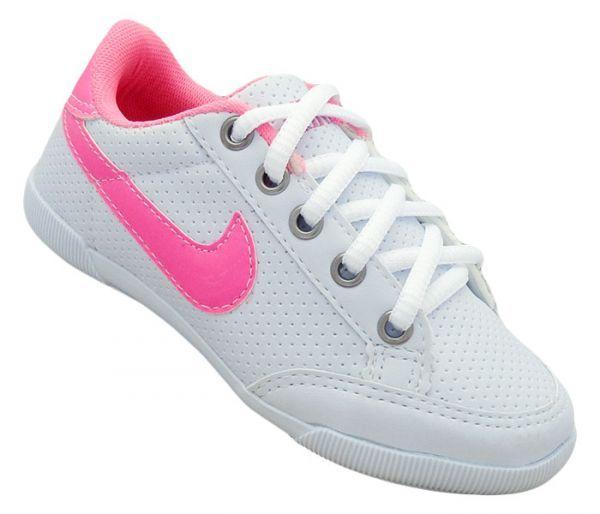 Sapatênis Infantil Nike Rosa - JeJ shoping