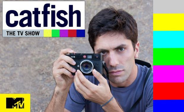 One of my fave tv shows. I love mystery! catfish mtv -