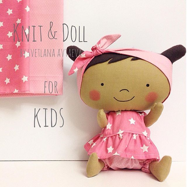 Knit & Doll @knit_and_doll Покажу вам девочк...Instagram photo | Websta (Webstagram)
