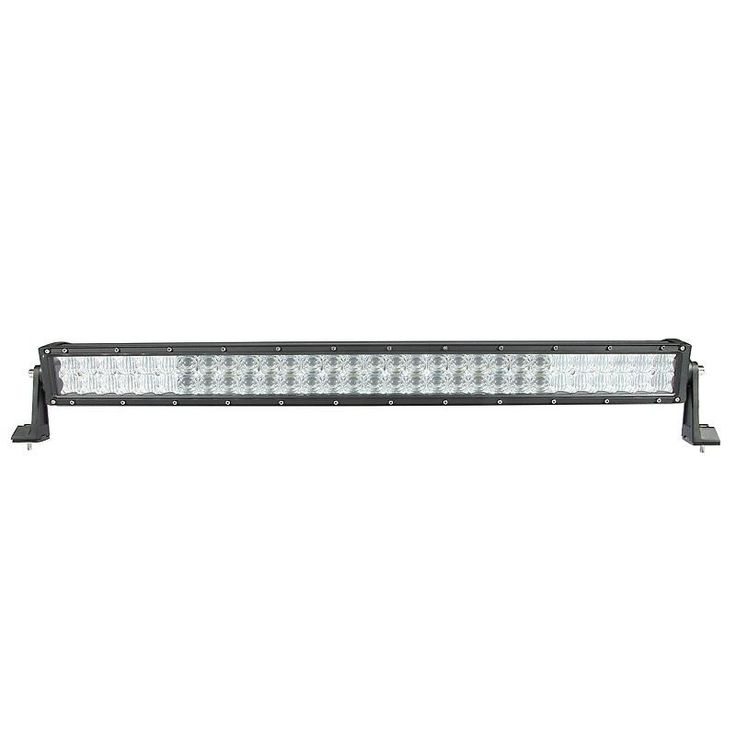 32 inch 288W CREE Spot & Flood Straight Offroad Truck LED Light Bar (5D Projector Lens)