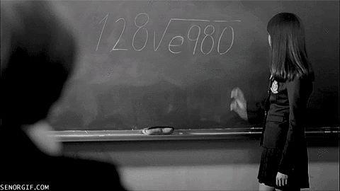 Và tại sao bạn không thử tỏ tình bằng toán học, hẳn người ấy sẽ bất ngờ lắm đó!