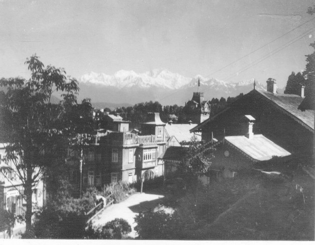Old Auckland Road, 1930s: Darjeeling Hill, Auckland Roads