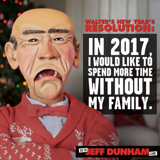 Jeff Dunham Walter