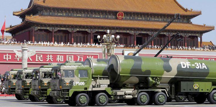 Desfile militar en Pekín recuerda el final de la Segunda Guerra - http://www.absolut-china.com/desfile-militar-en-pekin-recuerda-el-final-de-la-segunda-guerra/