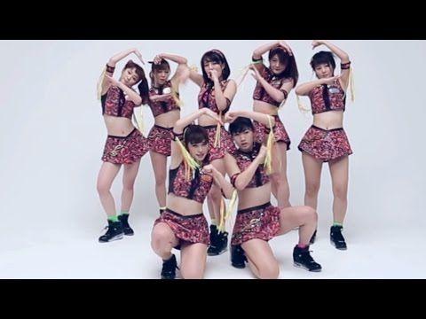 アップアップガールズ(仮) 美女の野獣 Dance Shot - YouTube