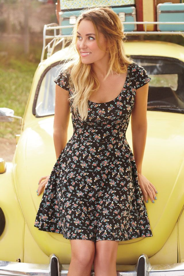 LC Lauren Conrad Summer 2013 Collection at Kohls ~ So cute. Have it, love it! It's super comfy too