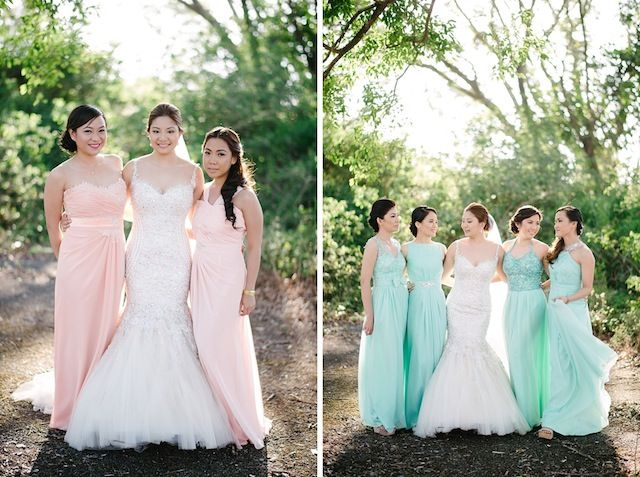 16 Best Images About Wedding Entourage Gowns On Pinterest
