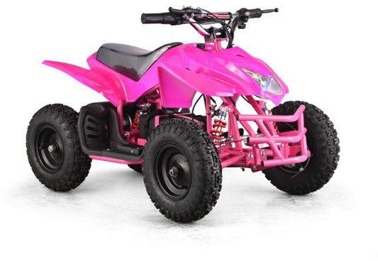 Go-Bowen XW-EA23-P Pink Titan Kids ATV