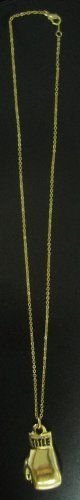 "New Rocky Balboa Golden Boxing Glove Pendant Necklace Rocky. $15.99. 18"" Chain…"