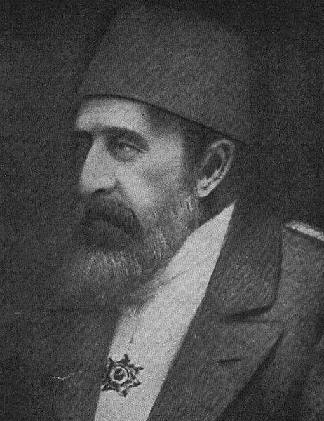 Sultan II. Abdulhamid