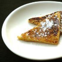 How the Dutch Do French Toast: A Cinnamony Take on Pain Perdu.
