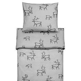 Pentik Saaga Duvet Cover - looks like I'm getting crazy about reindeers :D