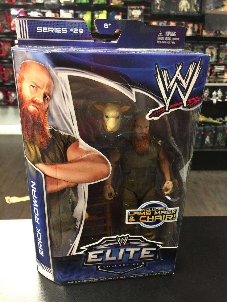 WWE Elite Condition Elite Erick Rowan