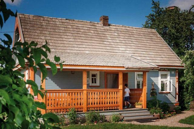 Rusztikus lengyel parasztház a boldog békeidőkből (fotósorozat) - Inspiráló otthonok
