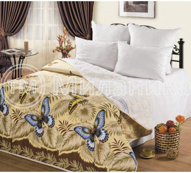 Купить покрывало с бабочками