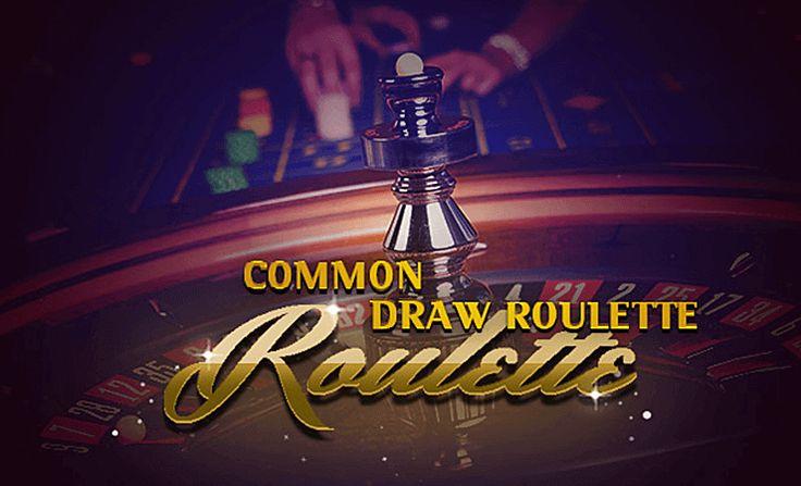 Common Draw Roulette Spiel von #BetSoft ohne Anmeldung! Fange dein Glück!