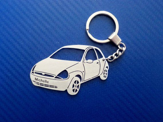 Ford Ka Keychain – a perfect custom gift for car Lovers! The