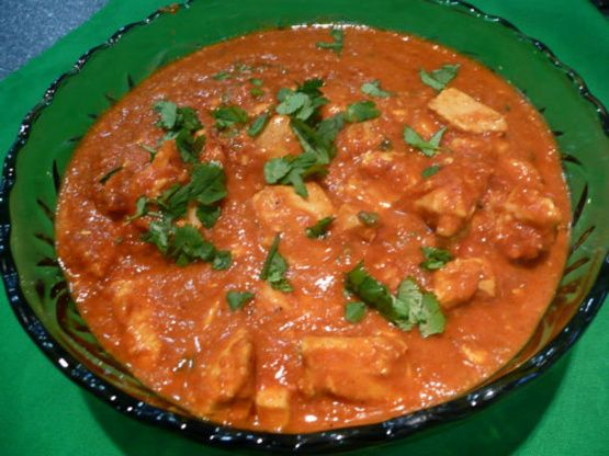 I saw the famously foul-mouthed chef do this on a live TV cook-a-long. It's an easy curry to prepare, and big on flavour.