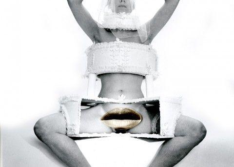 PENNY SLINGER http://www.widewalls.ch/artist/penny-slinger/ #collage #photography #sculpture