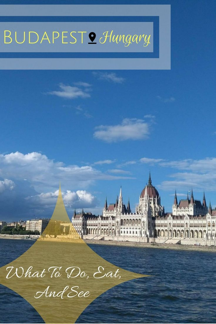 Budapest Travel Guide and Itinerary for 3-day visit. See all of the top tourist spost, eat great food, and get some insider tips of what to do to make it a memorable and relaxing experience. Best places to see including Parliament, Basilica, Chain Bridge, Heroes Square, Citadella and more in the article here: https://togethertowherever.com/top-things-to-do-budapest/