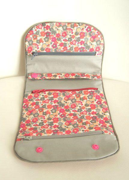 Quelques bons tutoriels de couture trouvés sur le net pour réaliser des cadeaux pour la fête des mères.