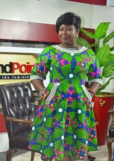 Gifty Anti In Print African Print Pinterest