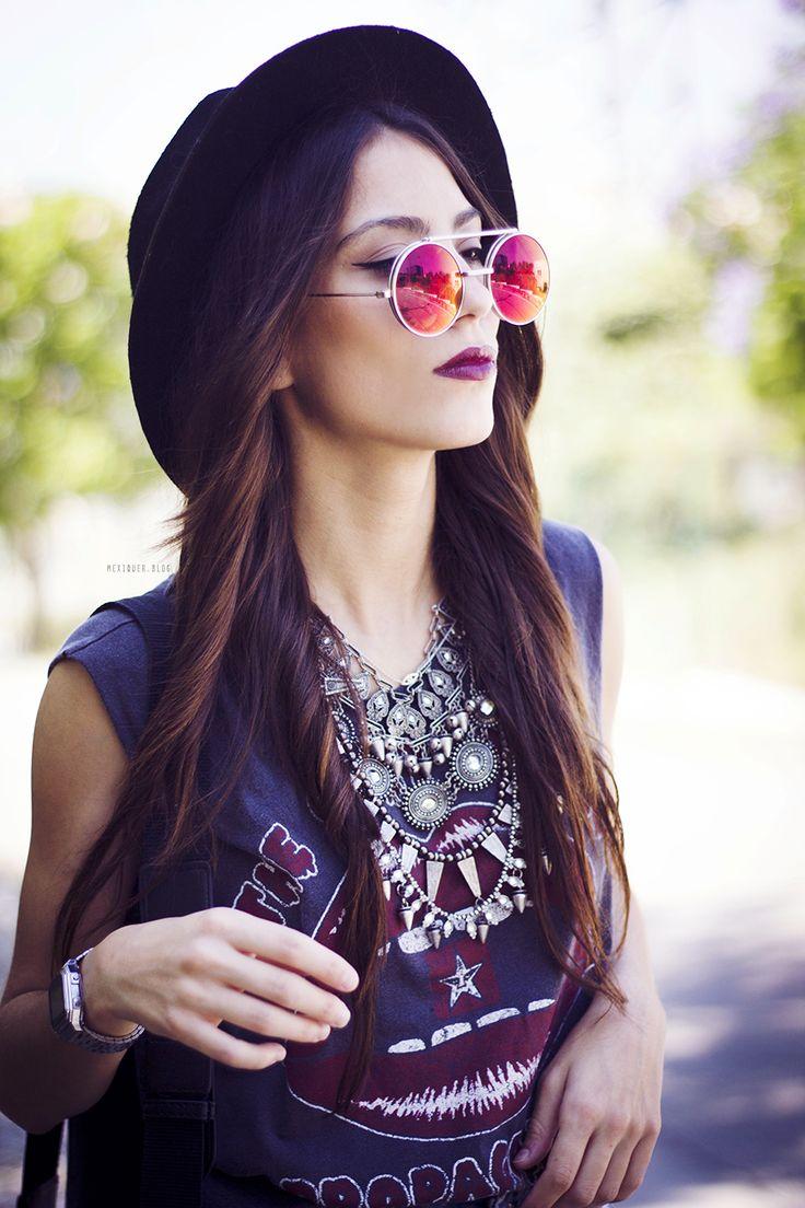 Resultado de imagen para sunglasses outfit