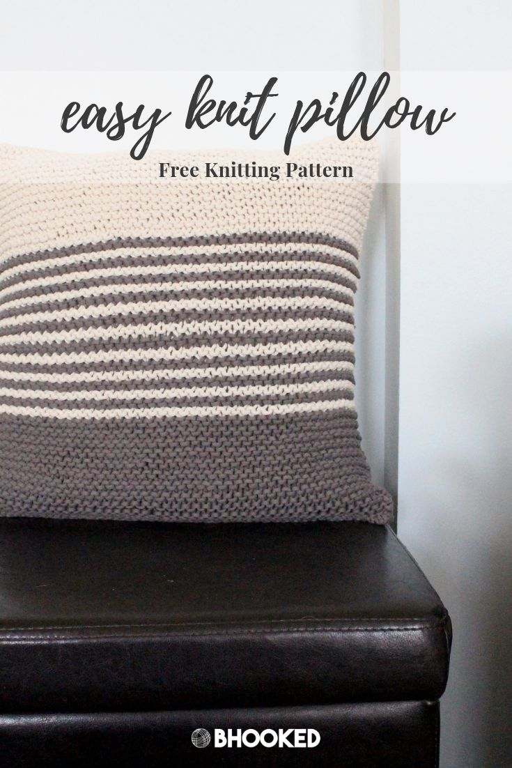 This Double Moss Knit Stitch Pattern Is Perfect To Knit