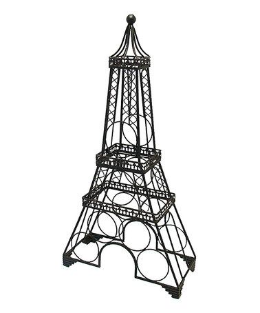 Take a look at this Eiffel Tower Wine Rack on zulily today!